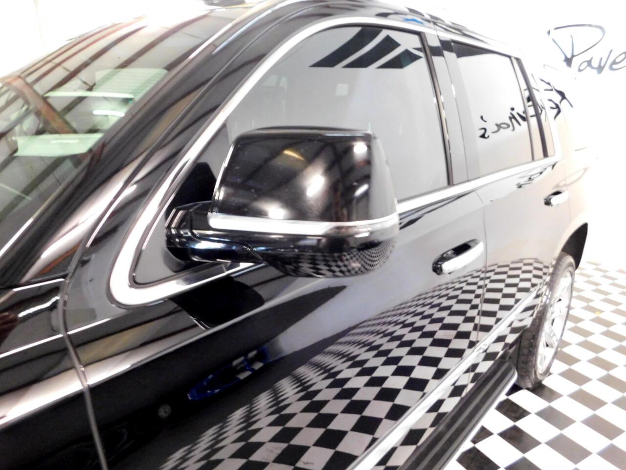 2017 Cadillac Escalade 4WD 4dr Luxury