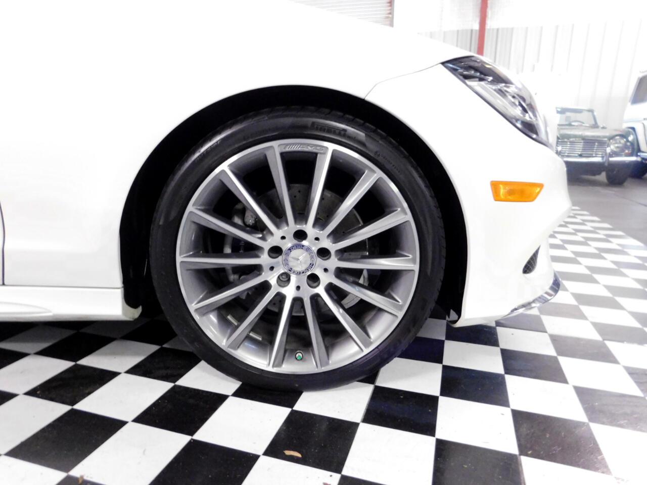 2016 Mercedes-Benz CLS 4dr Sdn CLS 400 RWD