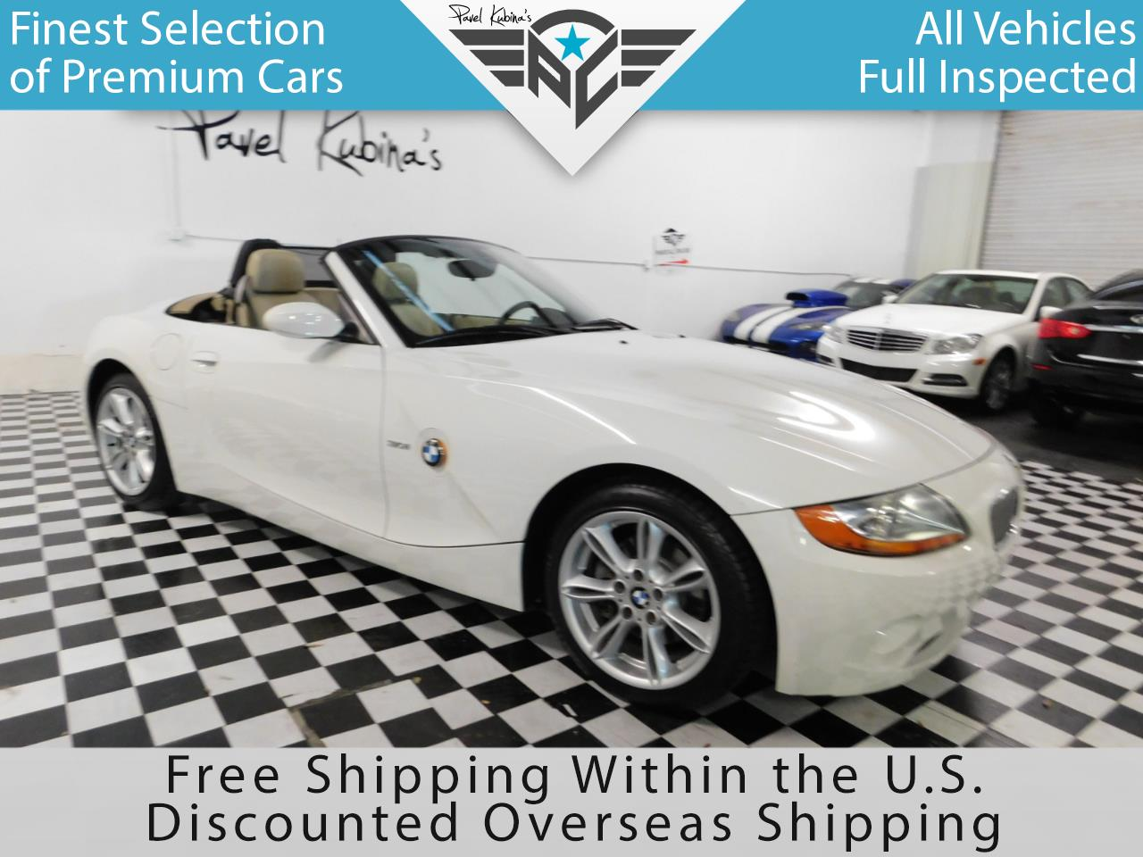 BMW Z4 2dr Roadster 3.0i 2004