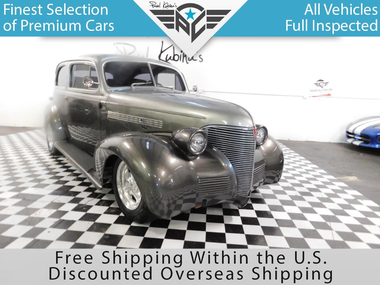 1939 Chevrolet coupe Master Deluxe