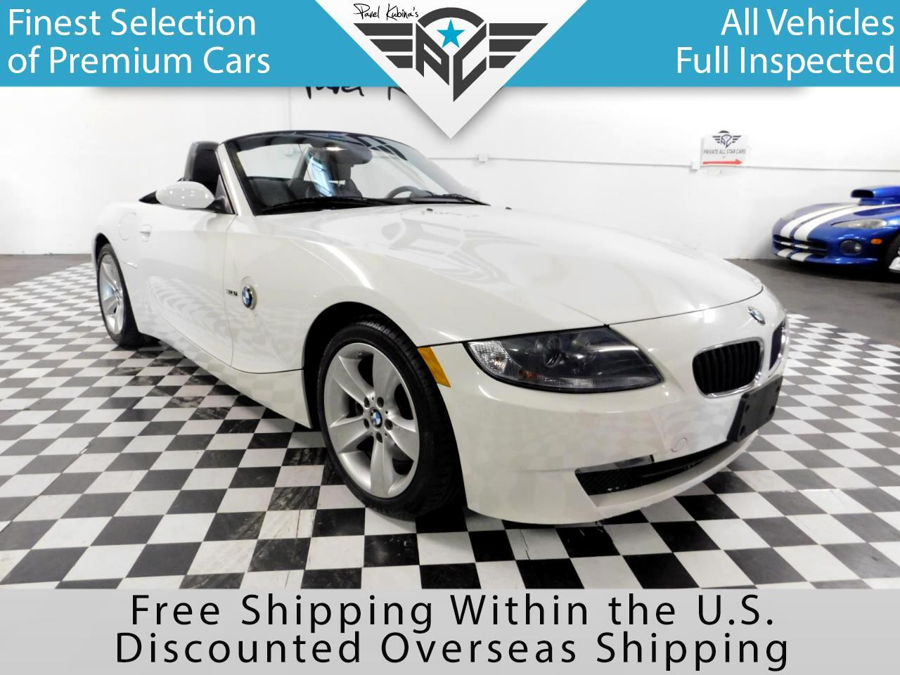 2007 BMW Z4 2dr Roadster 3.0i