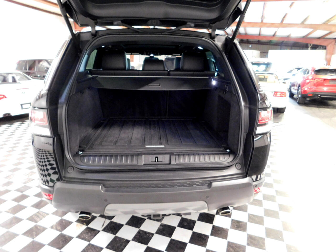 2016 Land Rover Range Rover Sport 4WD 4dr V6 SE