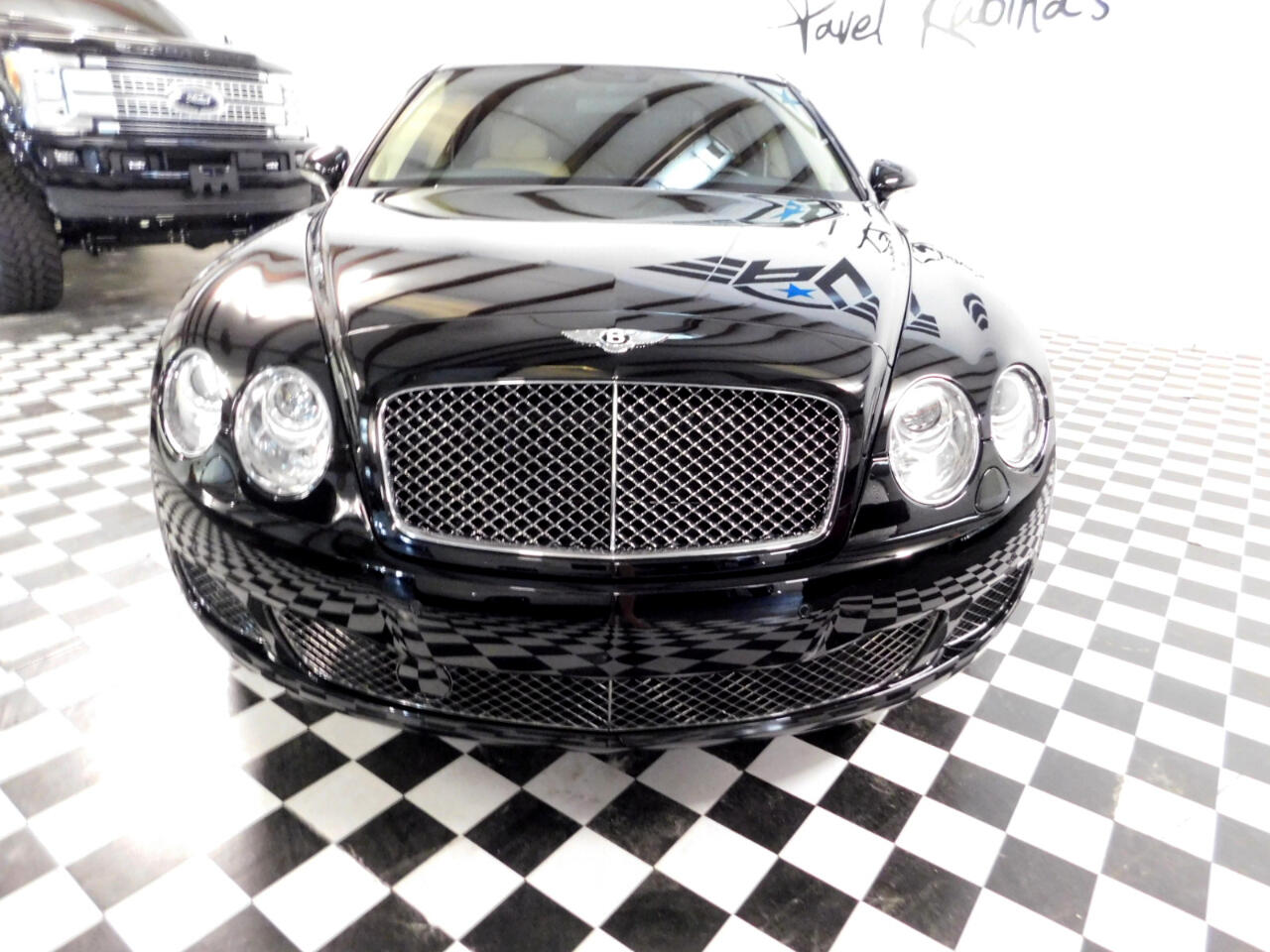 2009 Bentley Continental Flying Spur 4dr Sdn Speed