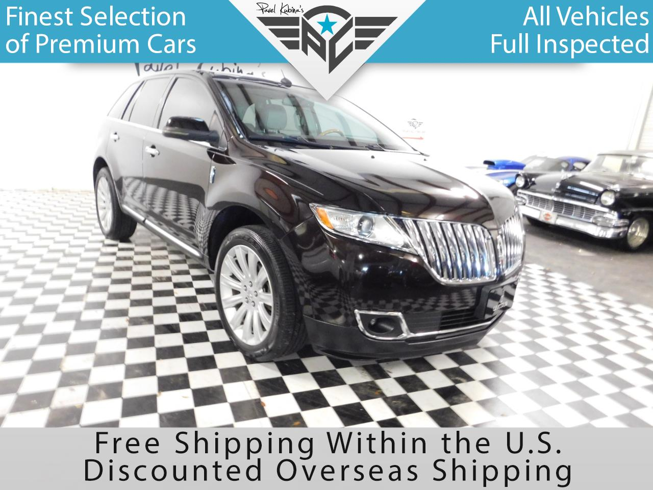 2013 Lincoln MKX FWD 4dr