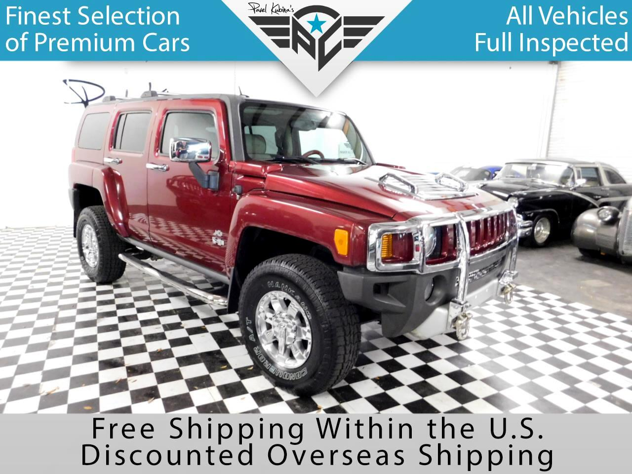 2008 HUMMER H3 4WD 4dr SUV H3X
