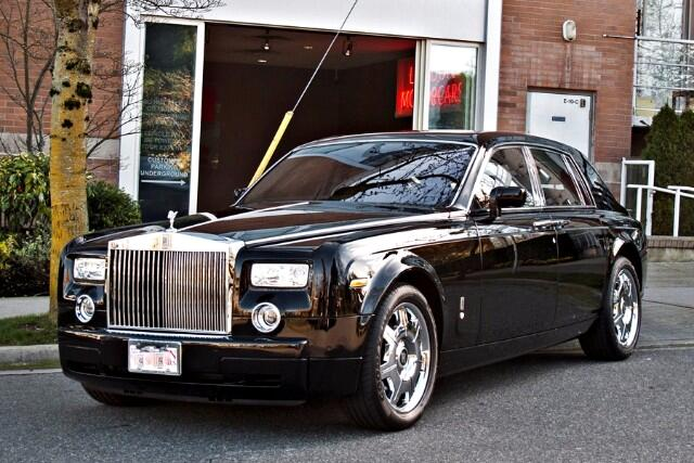 2004 Rolls-Royce Phantom Sedan