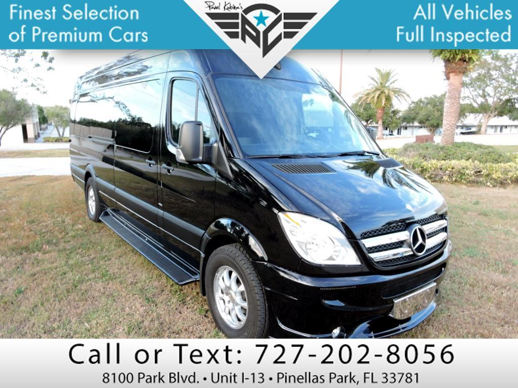 2013 Mercedes-Benz Sprinter Dwyane Wade Custom Van