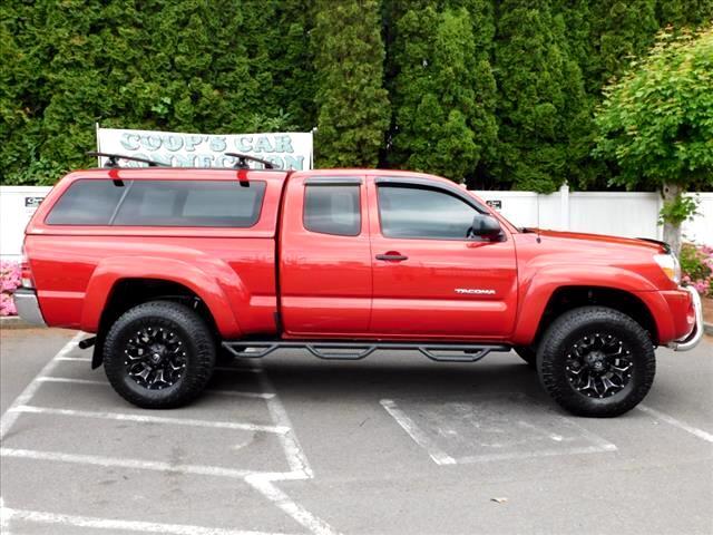 2011 Toyota Tacoma Access Cab V6 4WD
