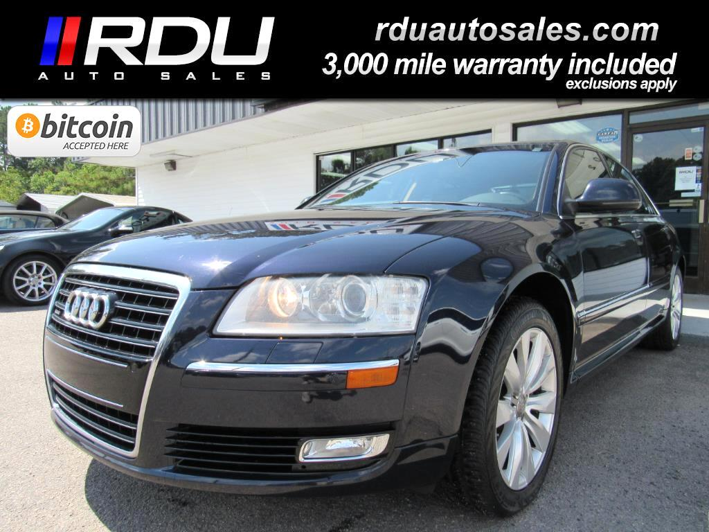 2008 Audi A8 4dr Sdn