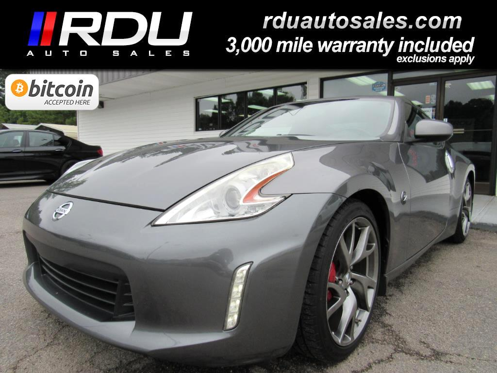 2013 Nissan 370Z 2dr Cpe Manual Touring