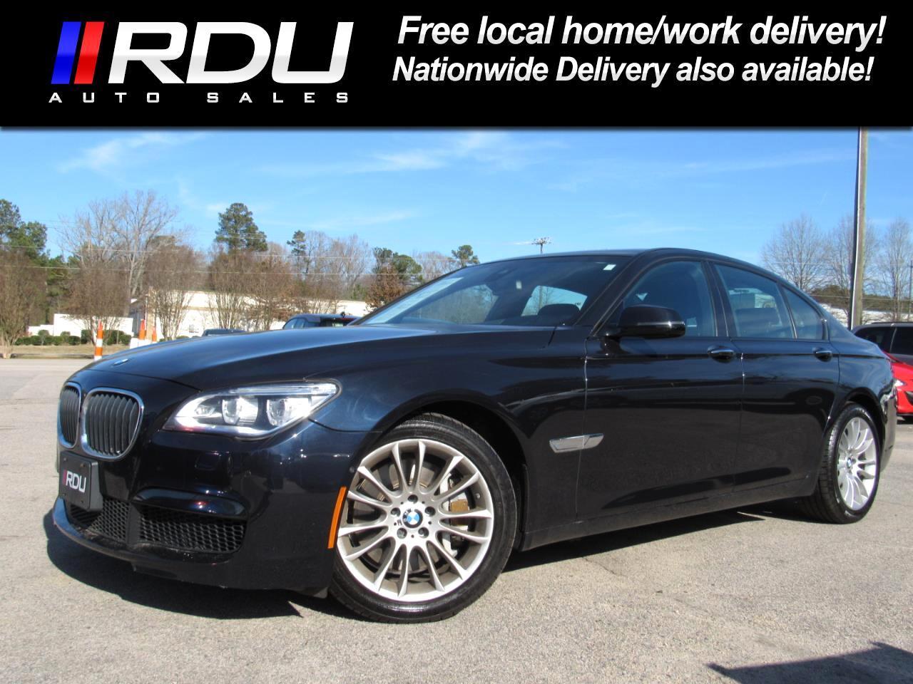 2015 BMW 7-Series 750i M-Sport