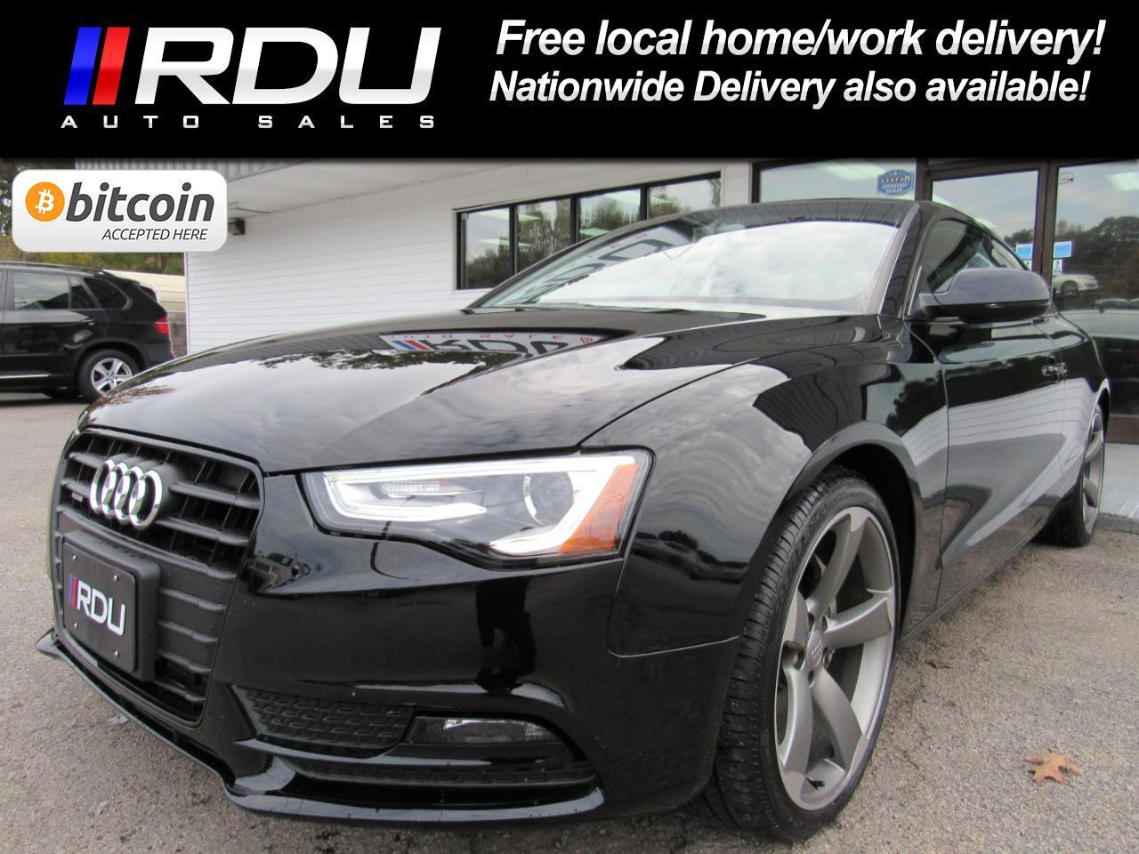 2014 Audi A5 2.0T Premium Plus