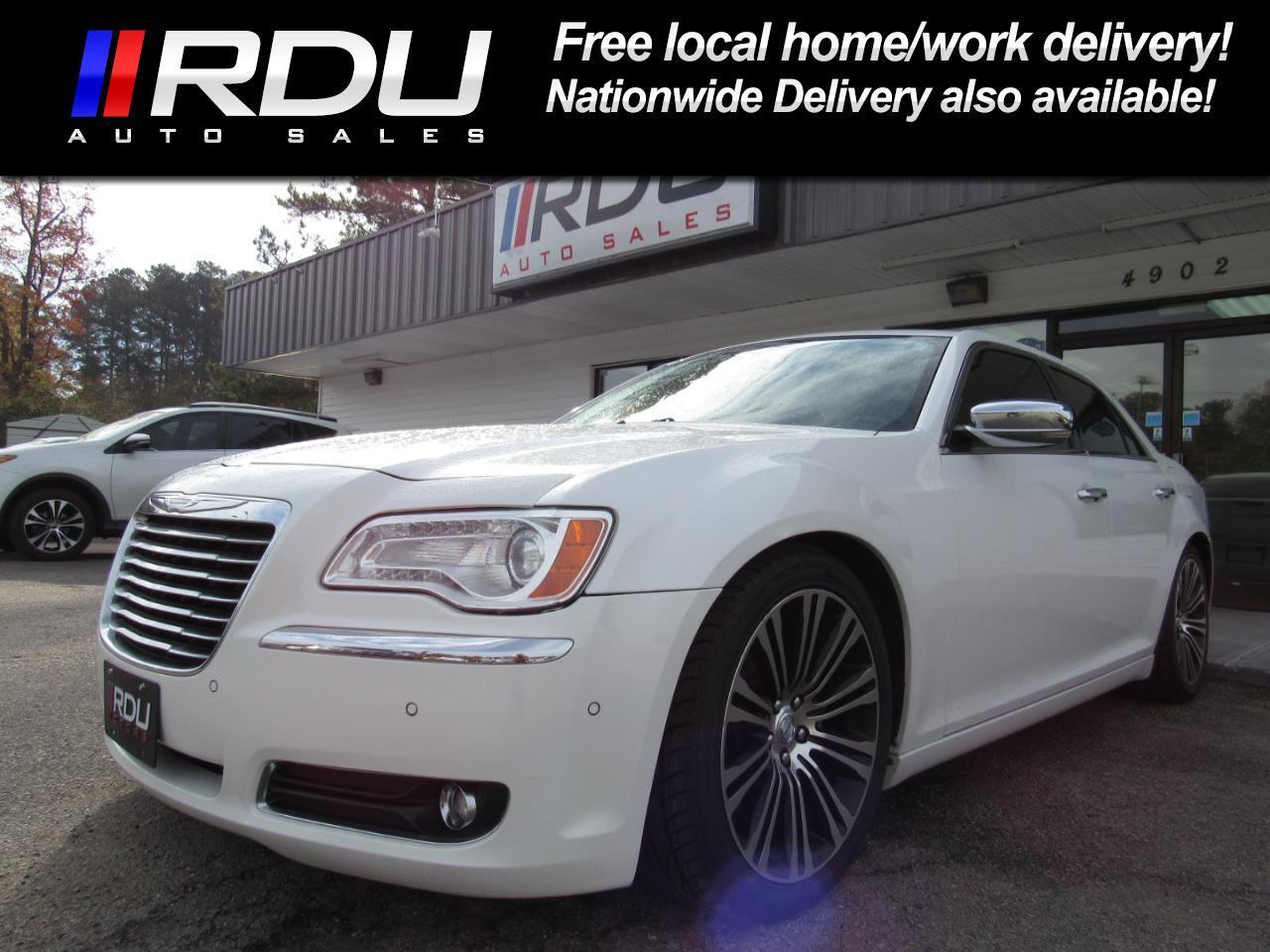 2011 Chrysler 300 C HEMI