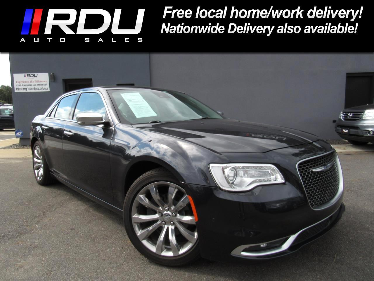 2015 Chrysler 300 C Platinum RWD