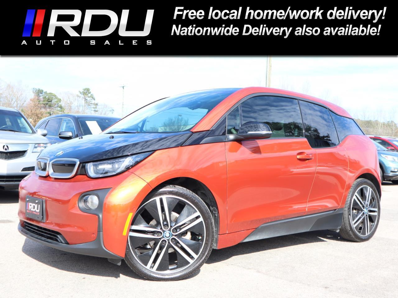 2016 BMW i3 Giga World w/Range Extender