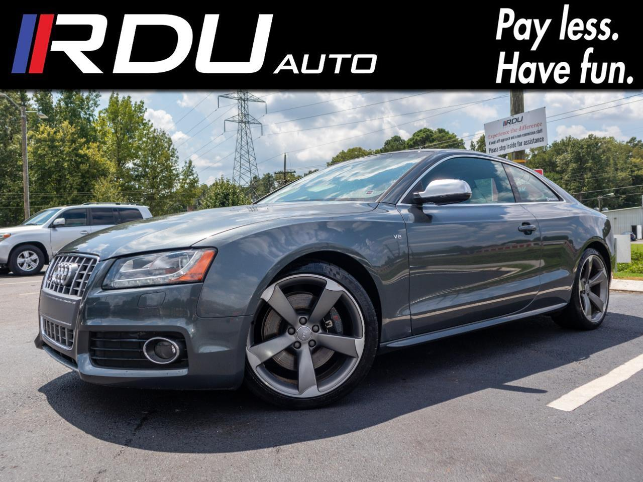 2012 Audi S5 4.2 Special Edition