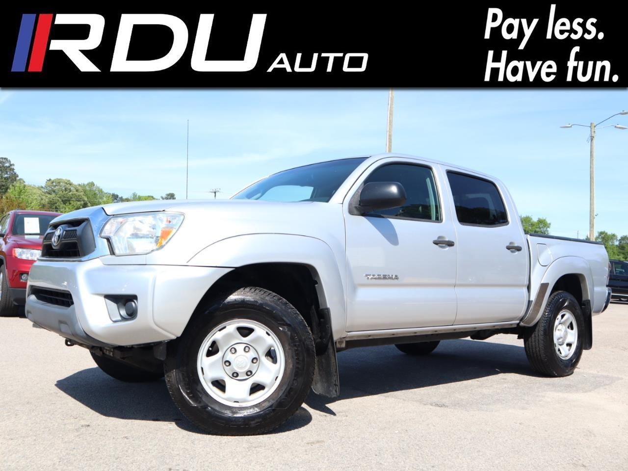 2012 Toyota Tacoma PreRunner Double Cab