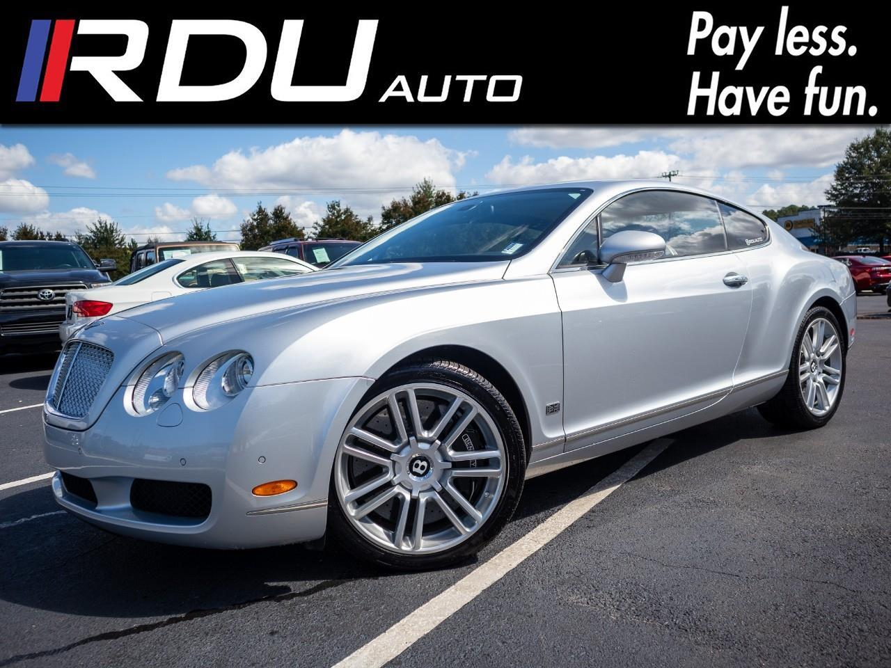 2007 Bentley Continental GT Diamond Series