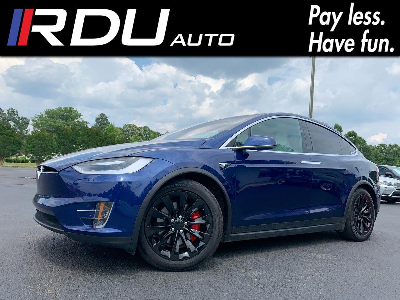 2017 Tesla Model X 100D AWD Full Self Drive Auto Pilot 2