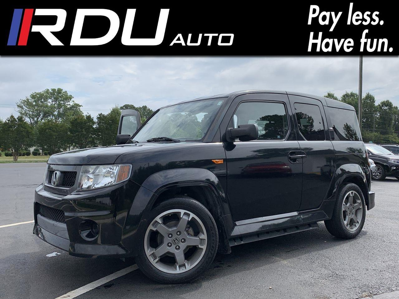 2009 Honda Element SC 2WD Handicap Accessible