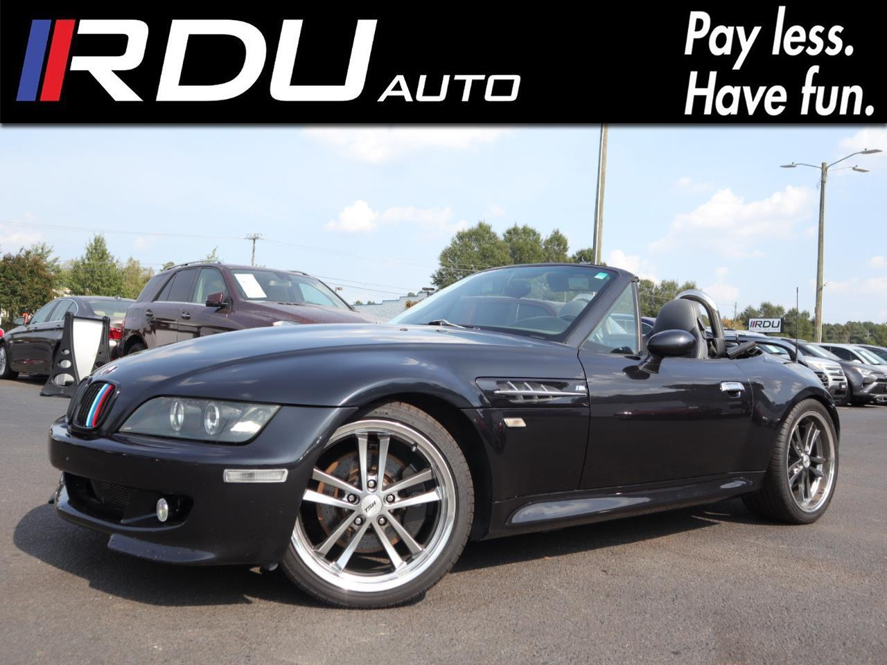 2000 BMW M Roadster Supercharged