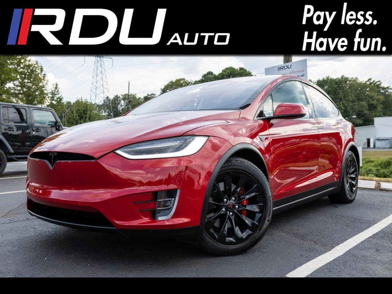 2016 Tesla Model X 90D Auto Pilot Free Supercharging