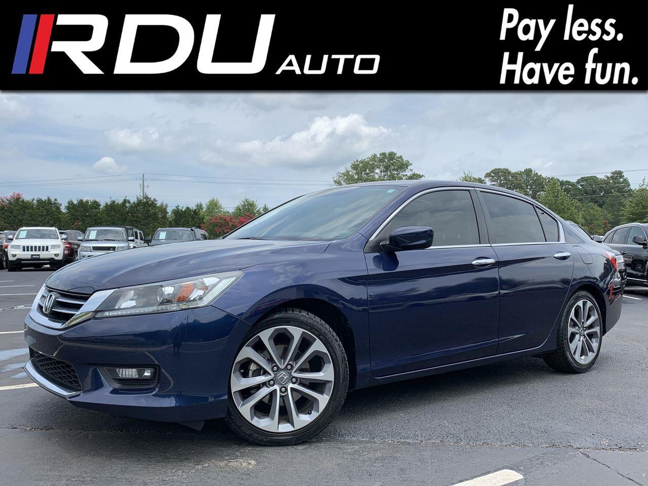 2014 Honda Accord Sport Sedan