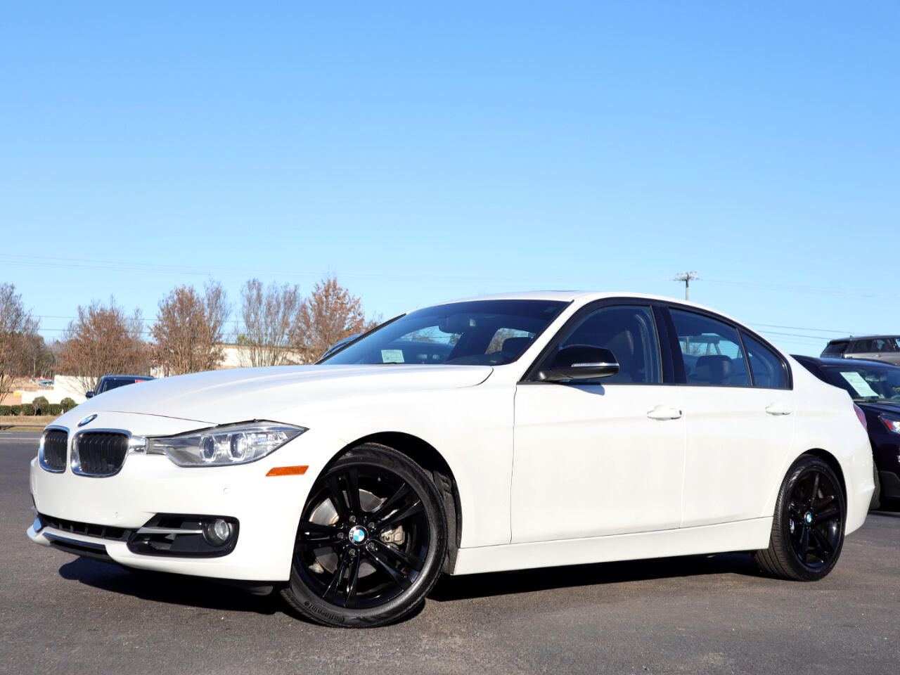 2015 BMW 3-Series 328i Sport