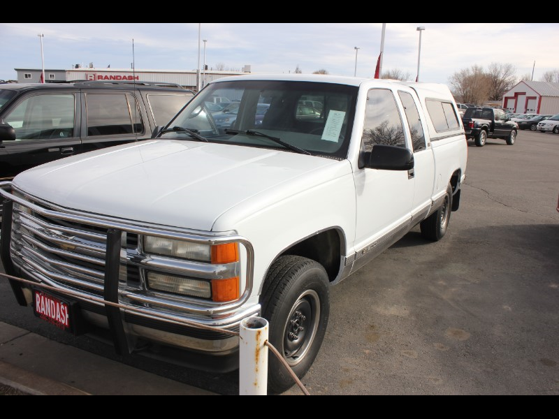 Chevrolet C/K 1500 Ext. Cab 6.5-ft. Bed 4WD 1996