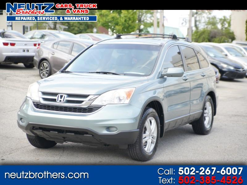 2011 Honda CR-V EX-L 2WD AT