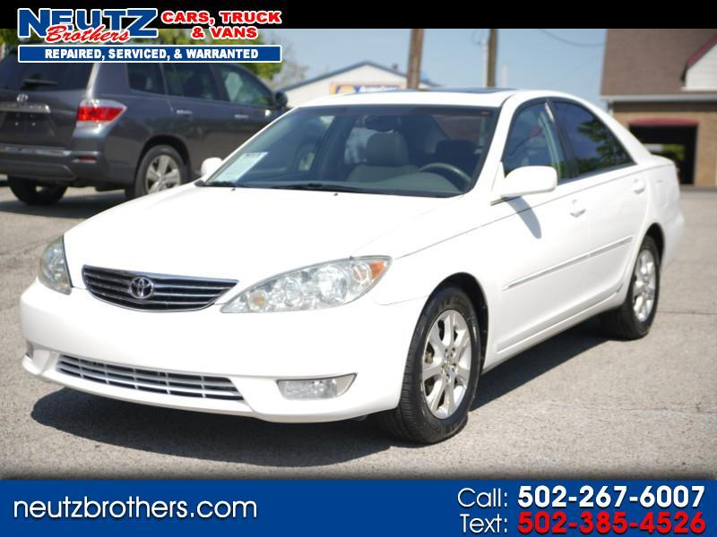 2005 Toyota Camry 4dr Sdn XLE V6 Auto