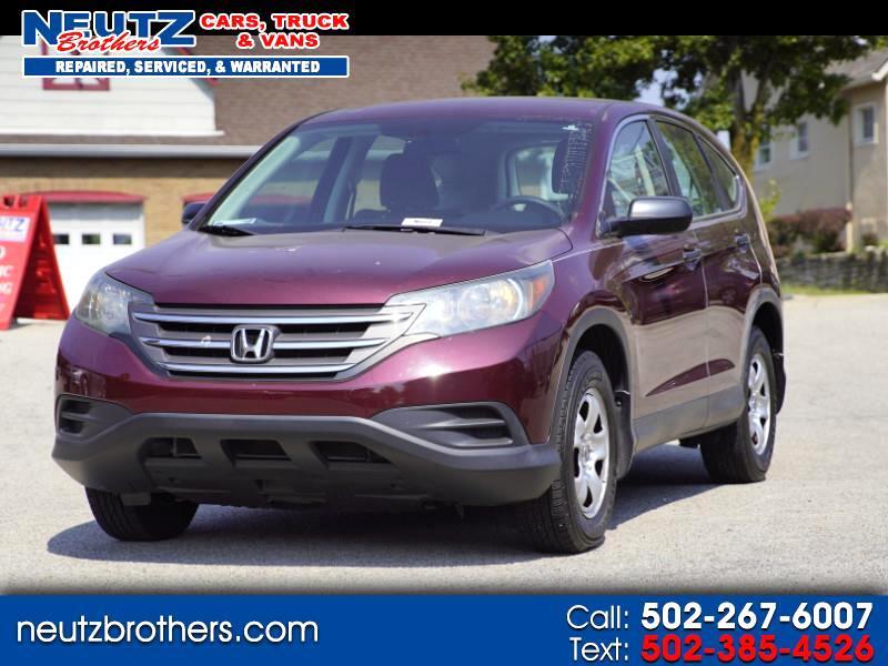 2013 Honda CR-V 2WD LX Auto
