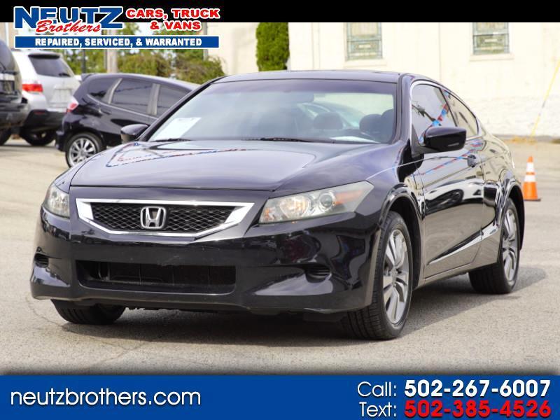 2010 Honda Accord EX-L Coupe AT