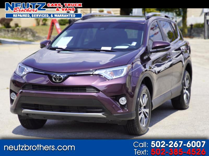 2017 Toyota RAV4 XLE FWD