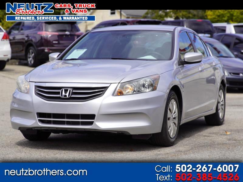 2011 Honda Accord LX sedan AT