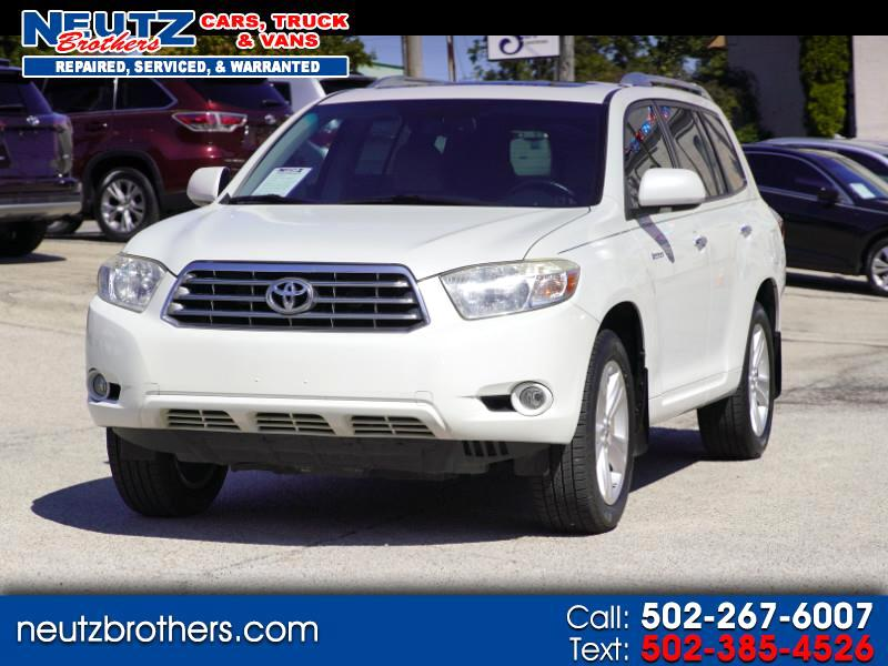 2008 Toyota Highlander 2WD 4dr V6 Limited w/3rd Row (Natl)