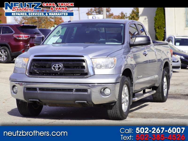 Toyota Tundra Tundra-Grade 5.7L Double Cab 2WD 2011