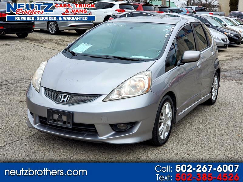 Honda Fit Sport 5-Speed MT 2009