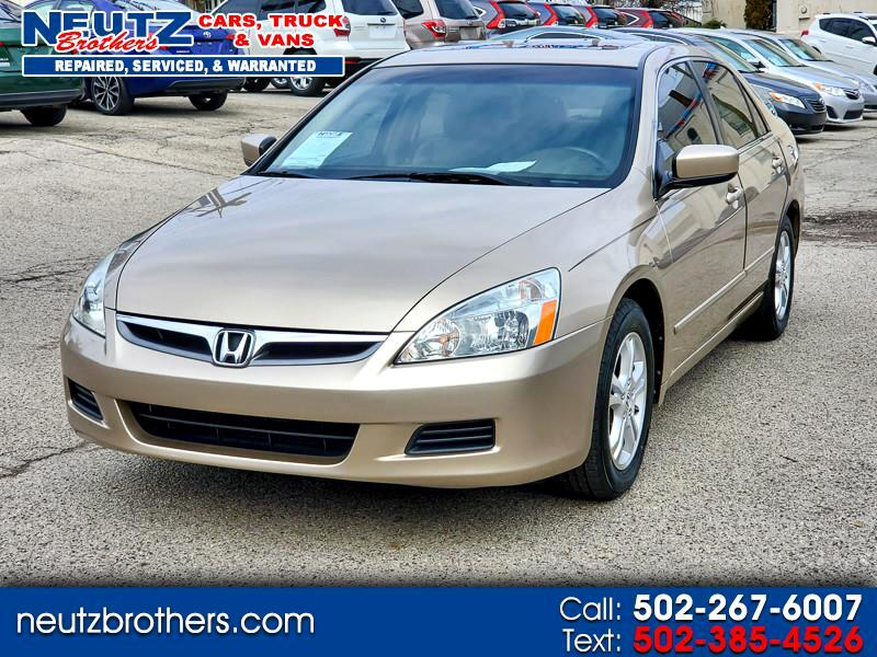 Honda Accord EX-L 2007