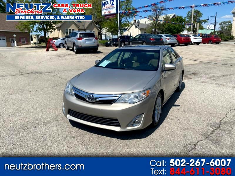 Toyota Camry 4dr Sdn XLE Auto 2013