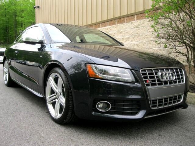 2012 Audi S5 4.2 COUPE QUATTRO PRESTIGE