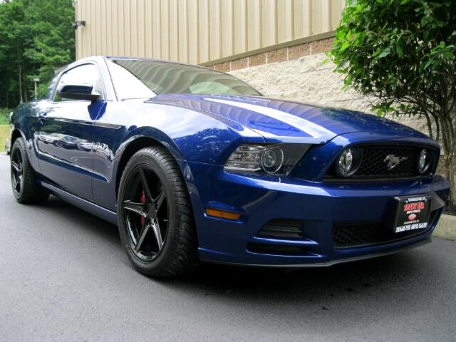 2013 Ford Mustang 2dr Cpe GT Premium