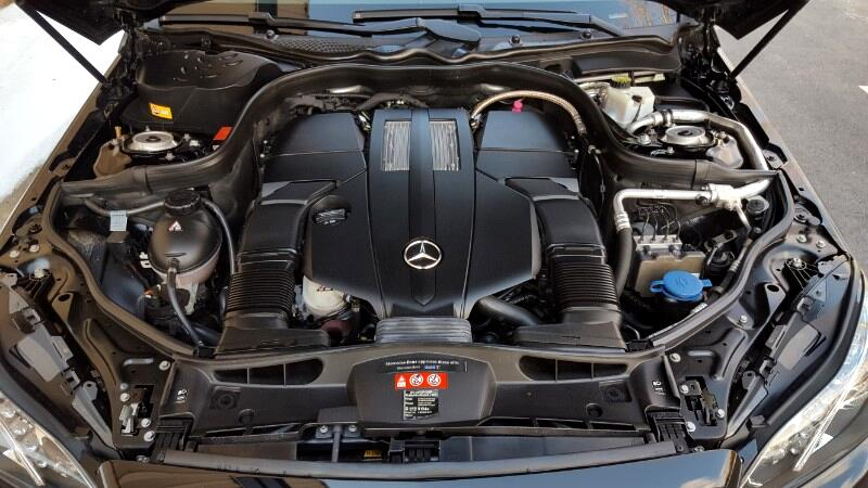 2016 Mercedes-Benz E-Class E400 Luxury 4MATIC Sedan