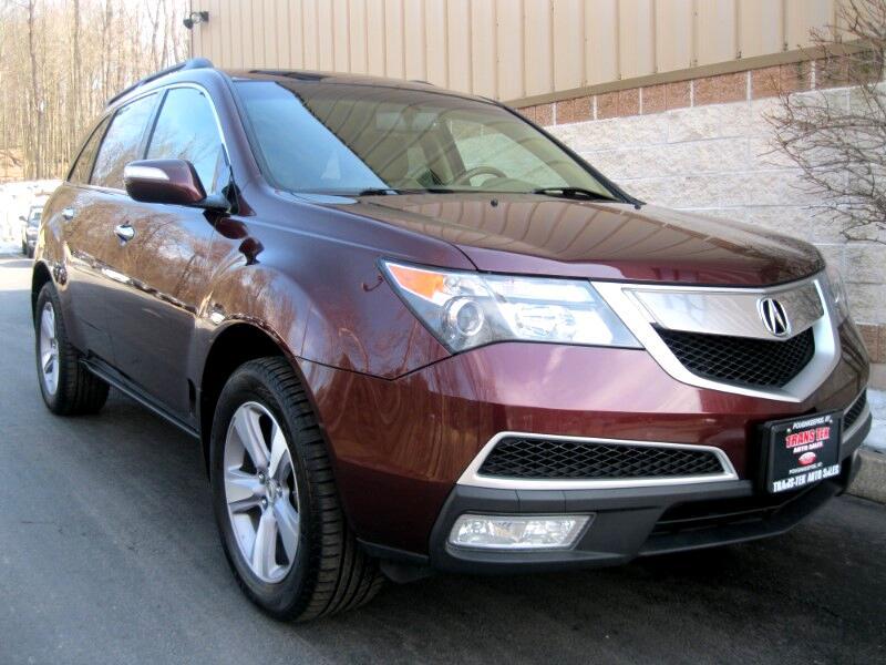 2013 Acura MDX 6-Spd AT