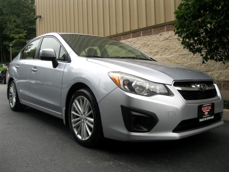 2013 Subaru Impreza Premium Plus 4-Door+S/R