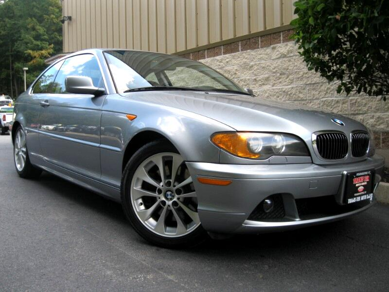 2004 BMW 3-Series 330Ci coupe