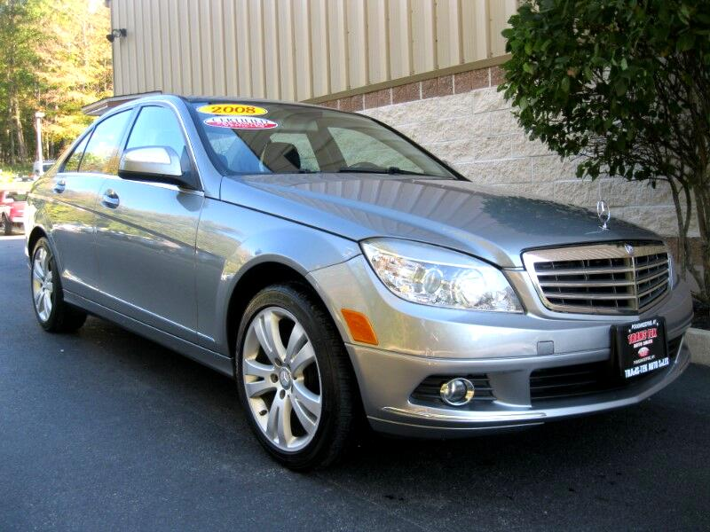 2008 Mercedes-Benz C-Class C300 Luxury Sedan