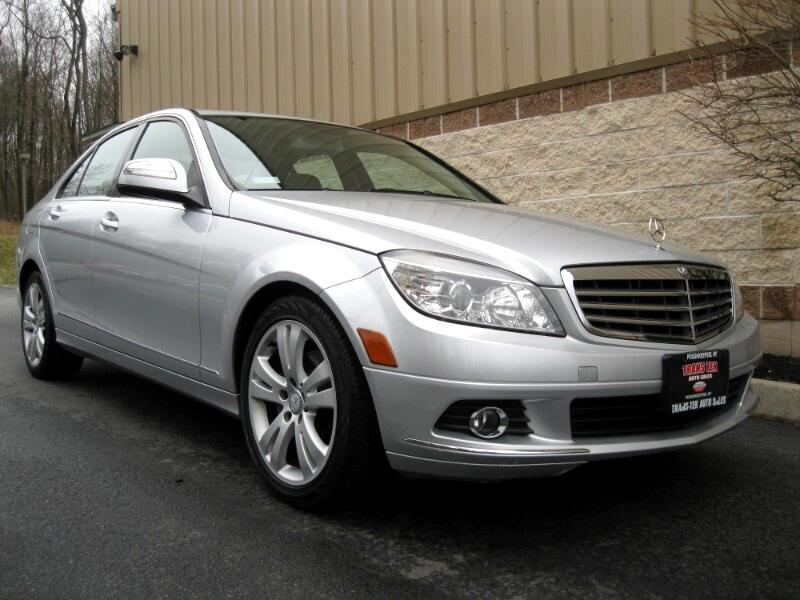 Mercedes-Benz C-Class C300 4MATIC Luxury Sedan 2009