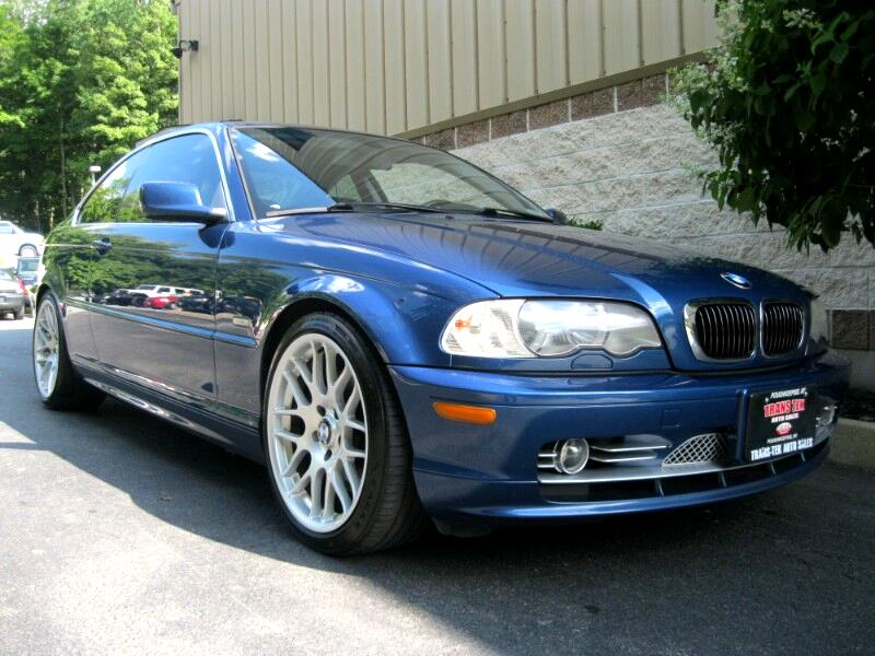 BMW 3-Series 330Ci coupe 2003