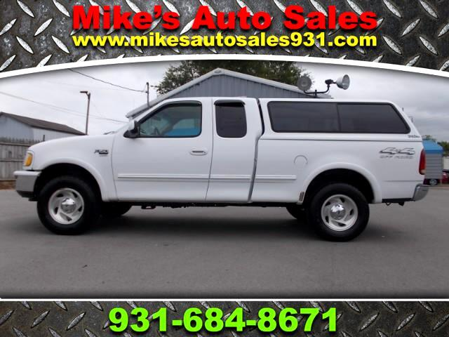 1998 Ford F-150 XLT SuperCab Short Bed 4WD
